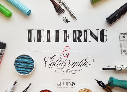 Calligraphie Solveig Affiche (1)